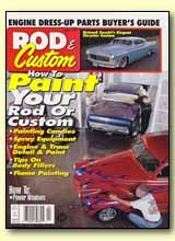 Rod & Custom magazine